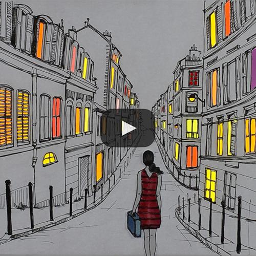 Zeichentrickfilm von Julie Weißbach