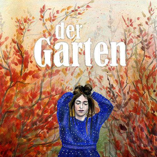 Garten Julie Weissbach Illustration